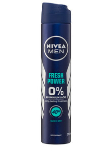 Nivea Men Aluminium Free Power Aero 200ml product photo