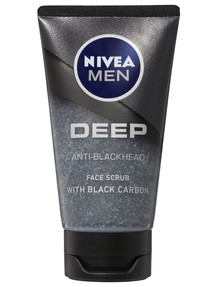 Nivea Men Deep Face Scrub 75ml product photo