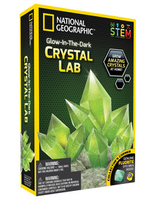 National Geographic Glow in the Dark Crystal Lab product photo