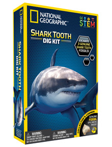 National Geographic Shark Dig It Kit product photo