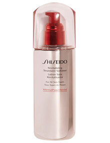 Shiseido Revitalizing Treatment Softener 150ml product photo