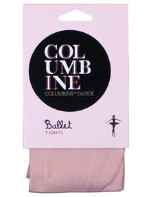 Columbine Ballet Tight, 70D, Flesh product photo