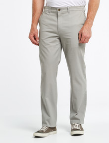 Chisel Classic Chino Pant, Sand product photo