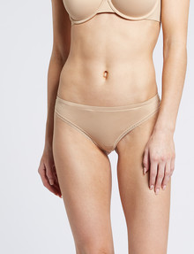 Calvin Klein Liquid Touch Thong, Bare product photo