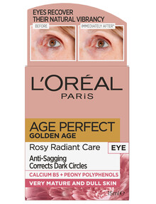 L'Oreal Paris Age Perfect Golden Age Rosy Eye Cream product photo