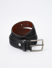 Laidlaw + Leeds Sovrano 30mm Belt, Black product photo