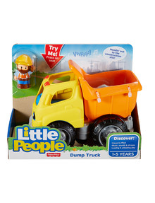 Fisher Price Little People Medium Vehicle - Assorted product photo