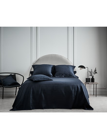 Sheridan Mayberry Bed Cover, Midnight, King Size product photo