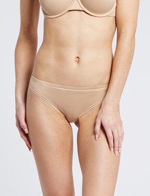 Calvin Klein Liquid Touch Bikini Brief, Bare product photo