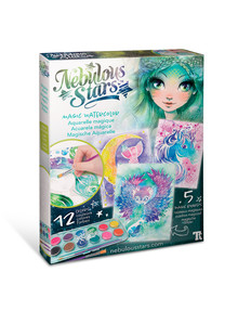 Nebulous Stars Magic Watercolour, Marinia product photo