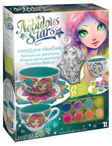 Nebulus Stars Porcelain Painting product photo