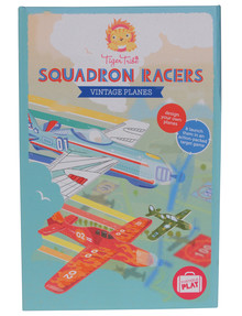 Tiger Tribe Squadron Racers product photo