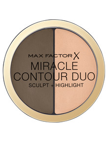 Max Factor Miracle Contour Duo Medium/Deep product photo