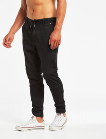 Tarnish Weekender Jogger Pant, Black product photo