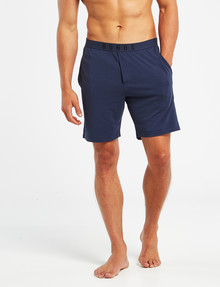 Bonds Sleep Comfy Livin Short, Navy product photo