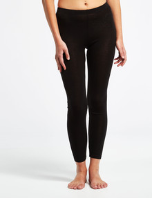Lyric Thermals Melody Long Jane, Black product photo