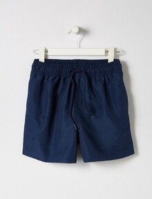 Wavetribe Essential Swim Short, Navy product photo