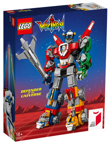 Lego Ideas Voltron, 21311 product photo