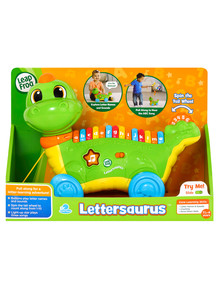 Leap Frog Lettersaurus, Green product photo
