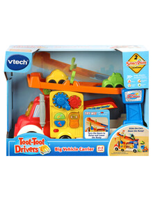 Vtech Toot-Toot Drivers 2-in-1 Car Carrier product photo