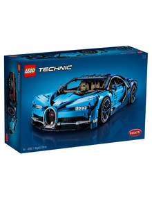 Lego Technic Bugatti Chiron, 42083 product photo