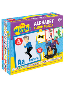 The Wiggles Alphabet Floor Puzzle product photo