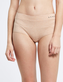 Bonds Comfytails Full Brief, Base Blush Marle product photo
