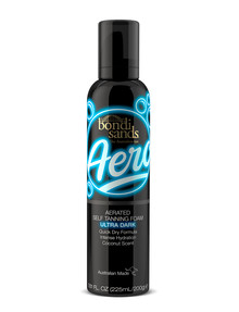 Bondi Sands Aero Ultra Dark Tanning Foam, 225ml product photo