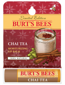 Burts Bees Lip Balm, Chai Tea product photo