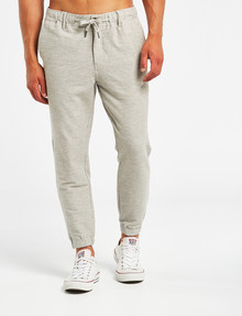 Tarnish Detroit Jogger, Light Grey product photo