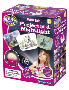 Fairytale Projector & Nightlight product photo