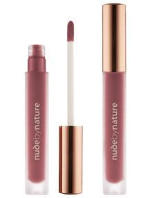 Nude By Nature Satin Liquid Lipstick product photo