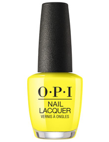 OPI Nail Lacquer Neon Collection, PUMP Up the Volume product photo