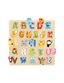 Tooky Toy Wooden Alphabet Puzzle product photo