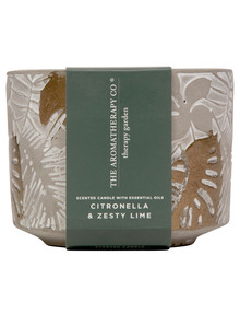 The Aromatherapy Co. Therapy Citronella Candle 300g product photo