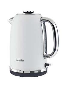 Sunbeam Alinea Kettle, White, KE2700W product photo