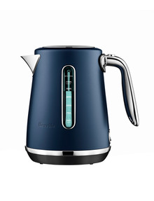 Breville Soft Top Luxe Kettle, Damson Blue, BKE735DBL product photo