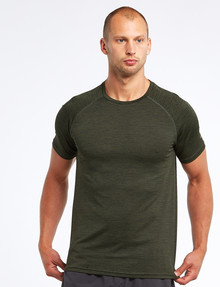 Gym Equipment Speedmax Training Tee, Khaki product photo