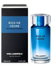 Karl Lagerfeld Bois de Cedre EDT product photo