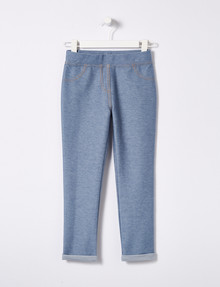 Mac & Ellie Full-Length Jegging, Stonewash product photo