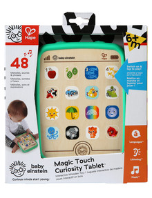 Hape Baby Einstein Magic Touch Curiosity Tablet product photo
