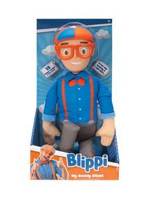 Blippi My Buddy Feature Figure product photo