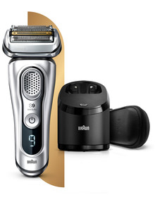 Braun Series 9 Wet & Dry Electric Shaver, 9390cc product photo
