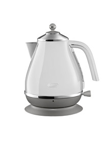 DeLonghi Icona Capitals Kettle, White, KBOC2001W product photo