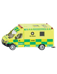 Siku NZ 1:50 Mercedes Sprinter St John Ambulance product photo