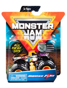 Monster Jam 1:64 Single Pack - Assorted product photo