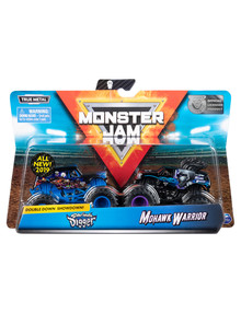 Monster Jam 1:64 2 Pack - Assorted product photo