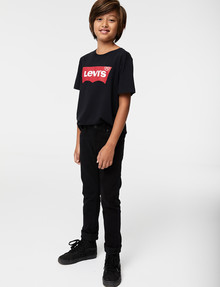 Levis 510 Skinny Jean, Black product photo
