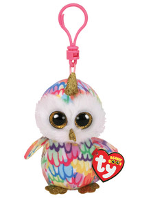 Ty Beanies Boo's Clip On Enchanted Owl product photo