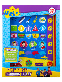The Wiggles My First Learning Tablet product photo